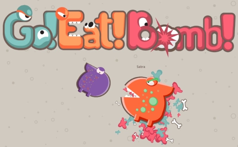 GoEatBomb.io thumbnail image. Play IO Games at iogames.network!