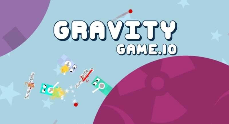 GravityGame.io thumbnail image. Play IO Games at iogames.network!