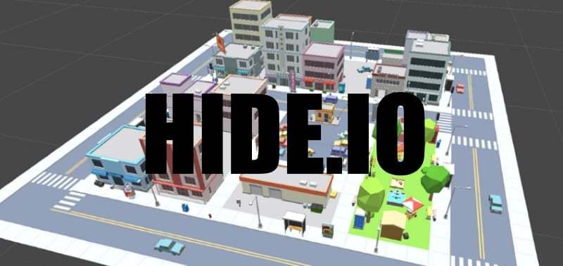 Hide.io thumbnail image. Play IO Games at iogames.network!