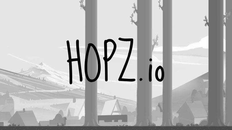 Hopz.io thumbnail image. Play IO Games at iogames.network!