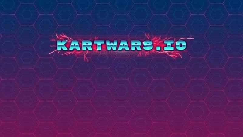 KartWars.io thumbnail image. Play IO Games at iogames.network!