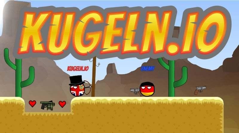 Kugeln.io thumbnail image. Play IO Games at iogames.network!