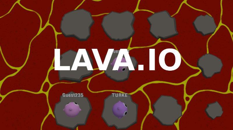 Lava.io thumbnail image. Play IO Games at iogames.network!