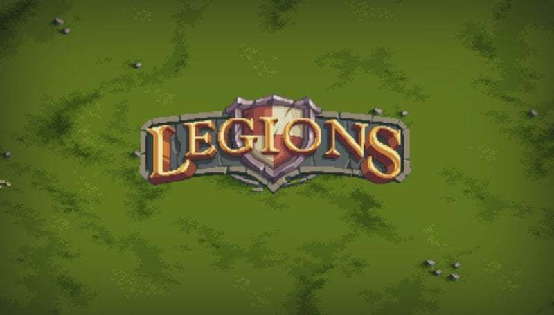 Legions.io thumbnail image. Play IO Games at iogames.network!