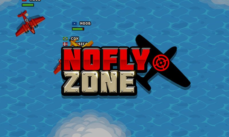 NoFly.zone thumbnail image. Play IO Games at iogames.network!