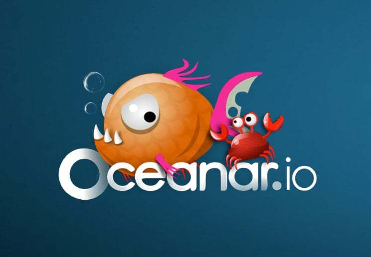 Oceanar.io thumbnail image. Play IO Games at iogames.network!