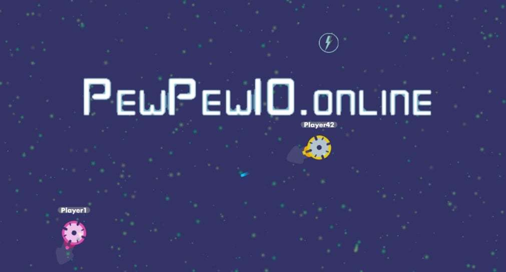 PewPewIO.online thumbnail image. Play IO Games at iogames.network!