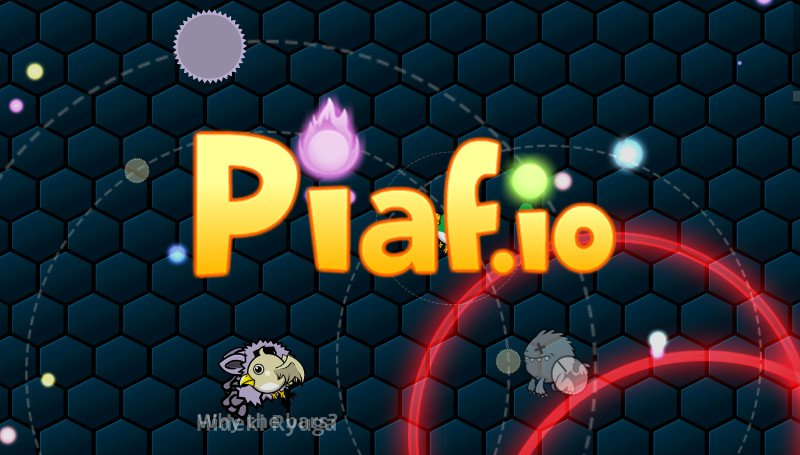 Piaf.io thumbnail image. Play IO Games at iogames.network!