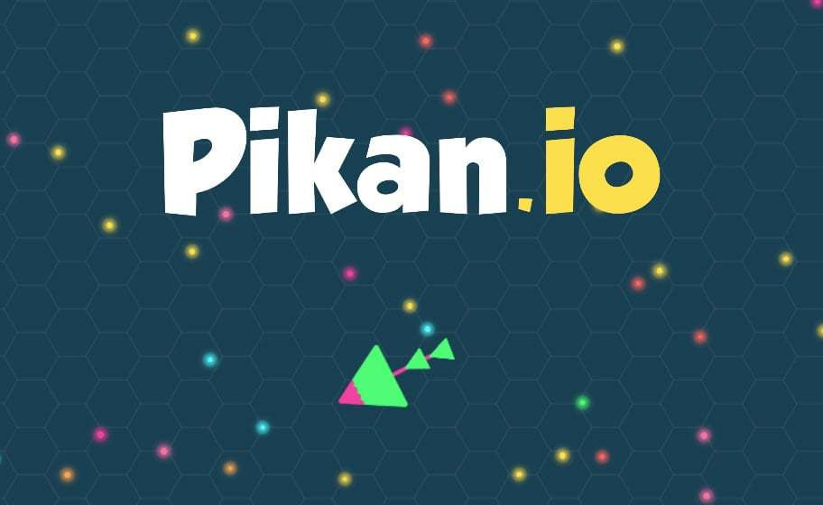 Pikan.io thumbnail image. Play IO Games at iogames.network!
