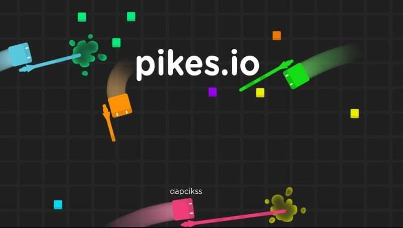 Pikes.io thumbnail image. Play IO Games at iogames.network!