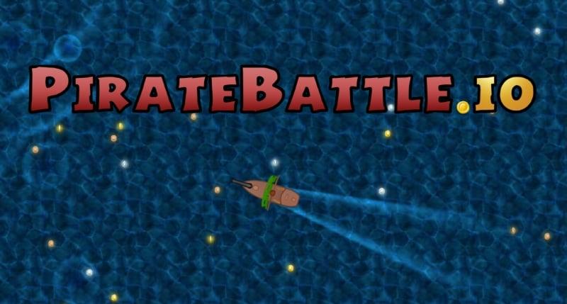 PirateBattle.io thumbnail image. Play IO Games at iogames.network!