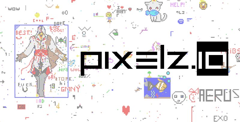 Pixelz.io thumbnail image. Play IO Games at iogames.network!