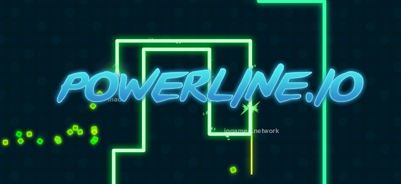 Powerline.io thumbnail image. Play IO Games at iogames.network!