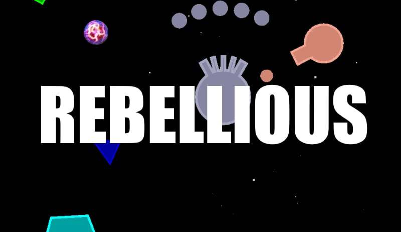 Rebellious thumbnail image. Play IO Games at iogames.network!