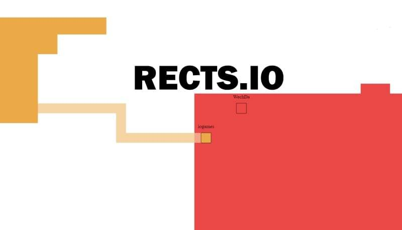 Rects.io thumbnail image. Play IO Games at iogames.network!