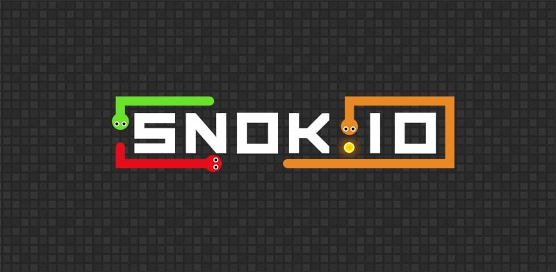 Snok.io thumbnail image. Play IO Games at iogames.network!