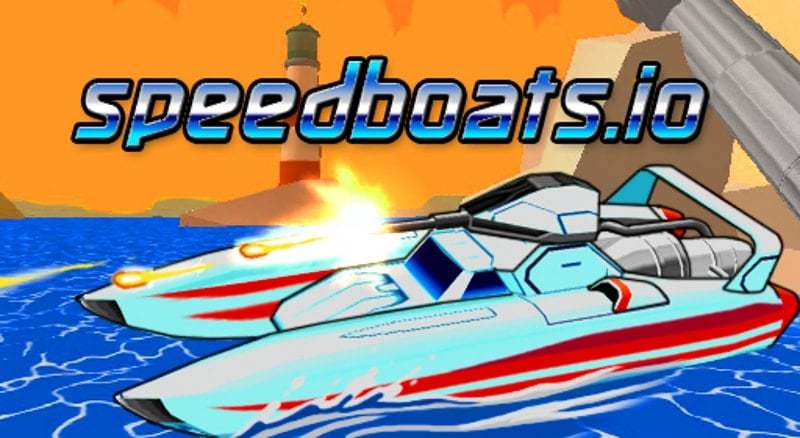 SpeedBoats.io thumbnail image. Play IO Games at iogames.network!