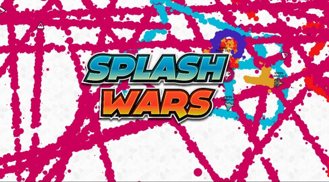 SplashWars.io thumbnail image. Play IO Games at iogames.network!