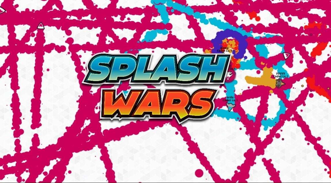 SplashWars.io thumbnail image. Play IO Games at iogames.network!