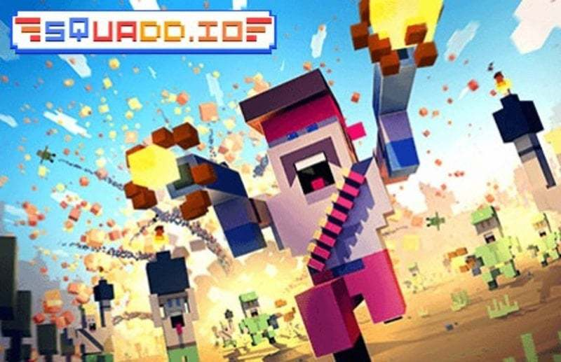Squadd.io thumbnail image. Play IO Games at iogames.network!