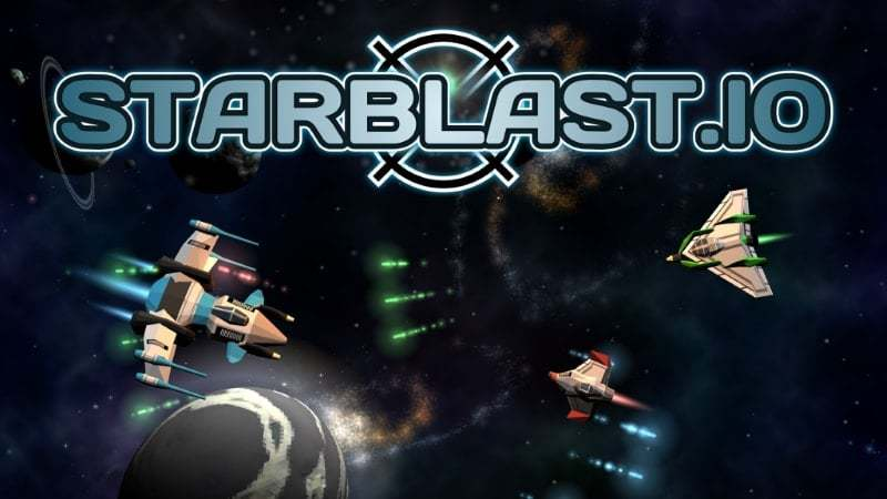 StarBlast.io thumbnail image. Play IO Games at iogames.network!