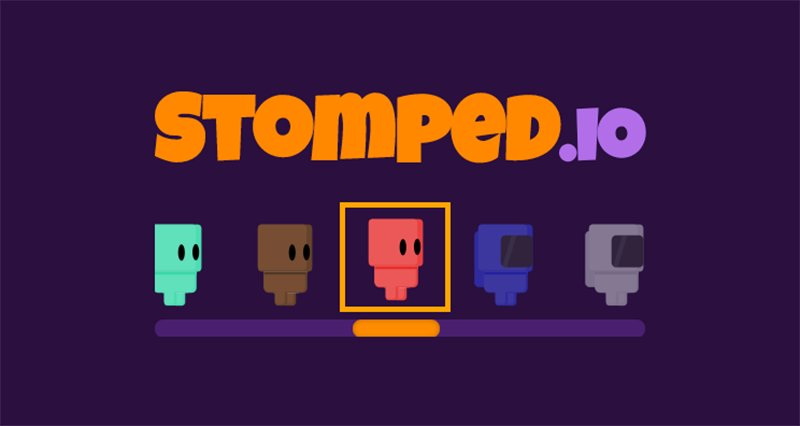 Stomped.io thumbnail image. Play IO Games at iogames.network!