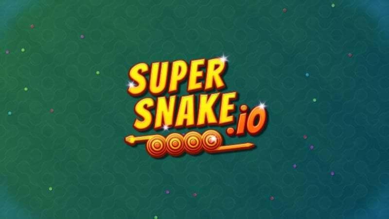 SuperSnake.io thumbnail image. Play IO Games at iogames.network!