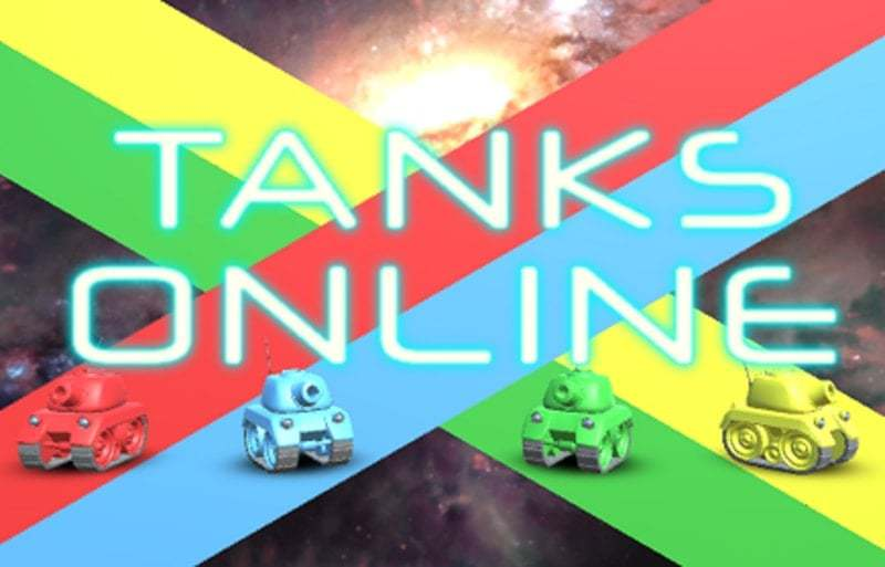 TanksIO.online thumbnail image. Play IO Games at iogames.network!