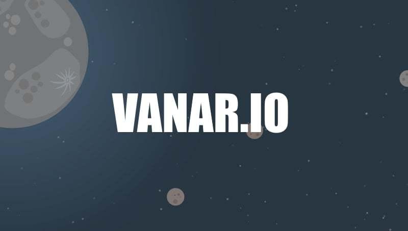 Vanar.io thumbnail image. Play IO Games at iogames.network!