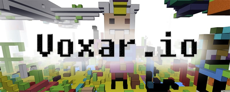 Voxar.io thumbnail image. Play IO Games at iogames.network!