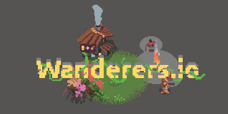 Wanderers.io thumbnail image. Play IO Games at iogames.network!