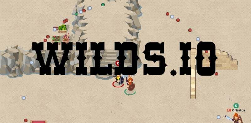 Wilds.io thumbnail image. Play IO Games at iogames.network!