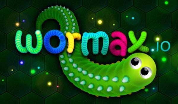 Wormax.io thumbnail image. Play IO Games at iogames.network!