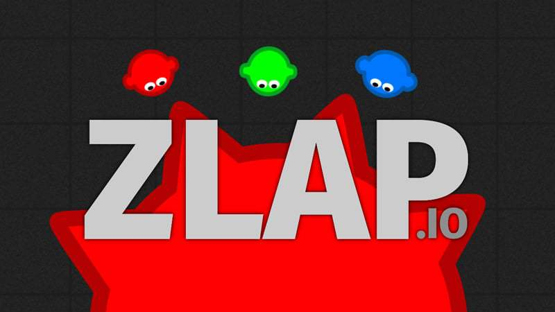 Zlap.io thumbnail image. Play IO Games at iogames.network!