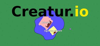 Creatur.io game image on iogame.online