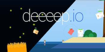 Deeeep.io game image on iogame.online
