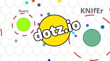 Dotz.io game image on iogame.online