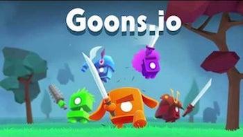 Goons.io game image on iogame.online