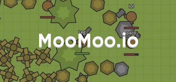MooMoo.io game image on iogame.online