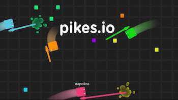 Pikes.io game image on iogame.online