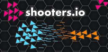 Shooters.io game image on iogame.online