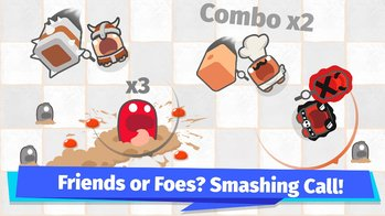 Smashers.io game image on iogame.online