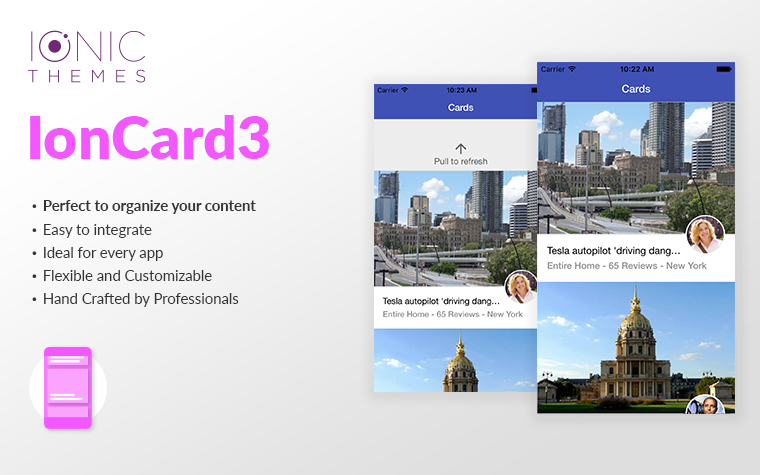 ionic 3 card template - 28 images - ionic 3 ui theme template app