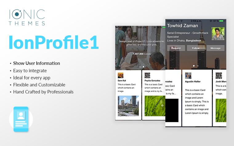 profile1 ionic profile page