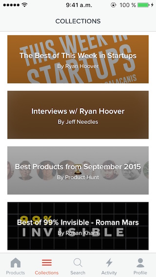 Product Hunt News