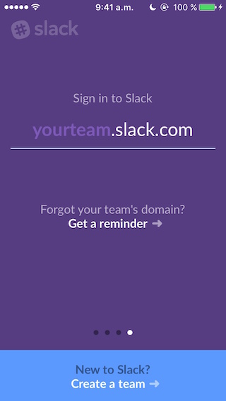 Slack Business