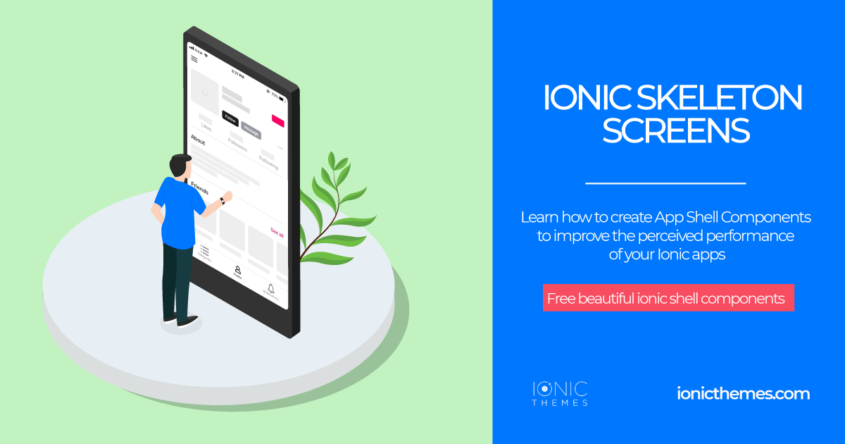 Ionic Starters & Ionic Tutorials to Build Mobile Apps