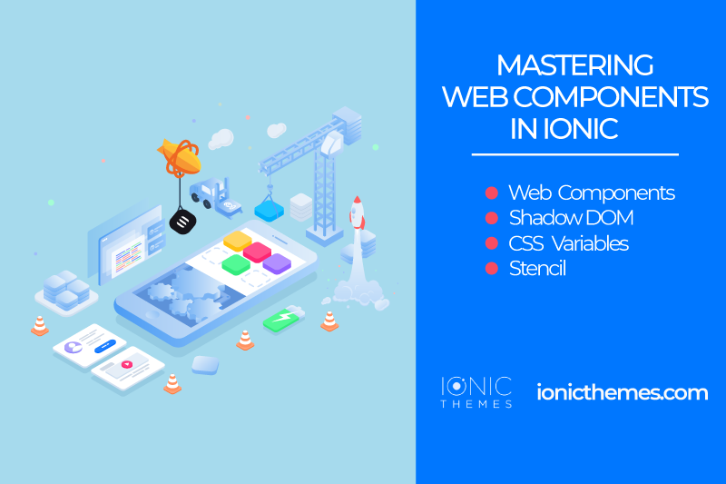 Ionic 4 Tutorial Mastering Web Components In Ionic 4