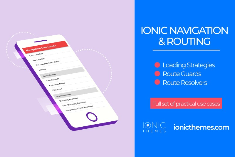 Ionic Tutorials for UX | Learn Ionic Framework with free