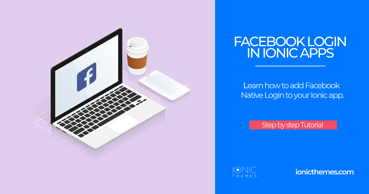 facebook authentication in ionic 3 apps